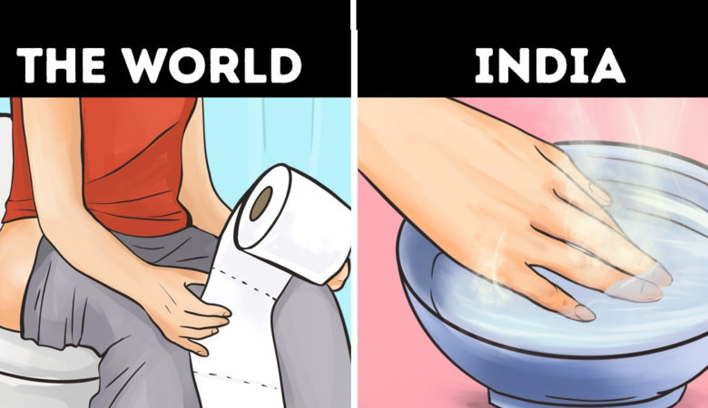 12 Traditions From Different Countries That Surprised the Whole World