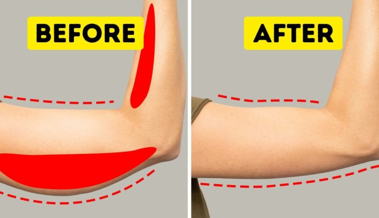 8 Best Exercise For Burning Arm Fats And Get Slim Arms Fast