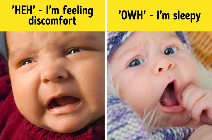 18 Signs That Can Help You Better Understand You're Baby