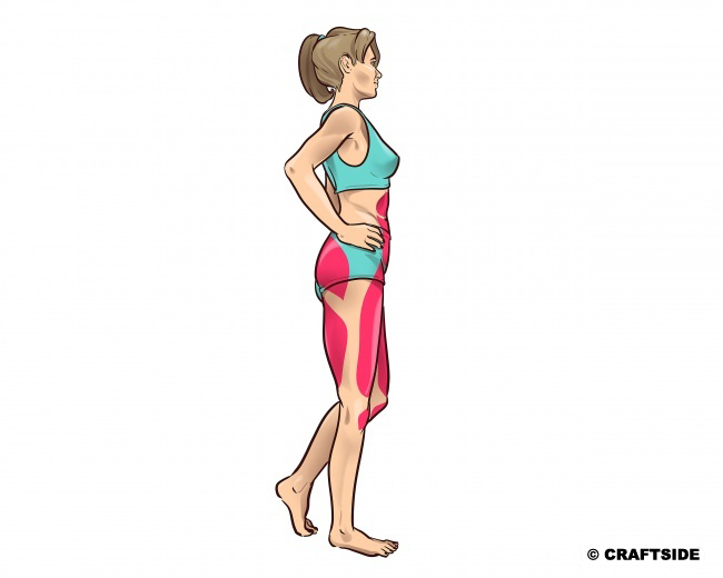 3 Minutes Simple Exercises Before Sleep to Slim Down Your Legs