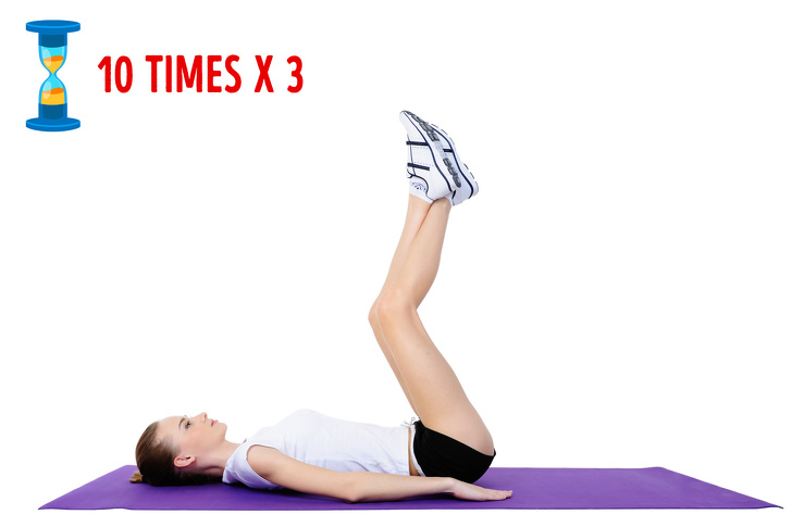 8 Home Exercises and Yoga Asanas Melt Belly Fat Naturally