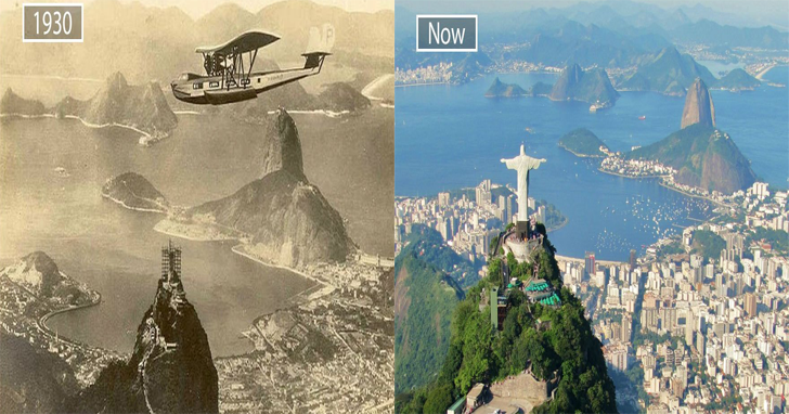 11 Incredible Photos Showing How Much the World Has Changed in 100 Years?