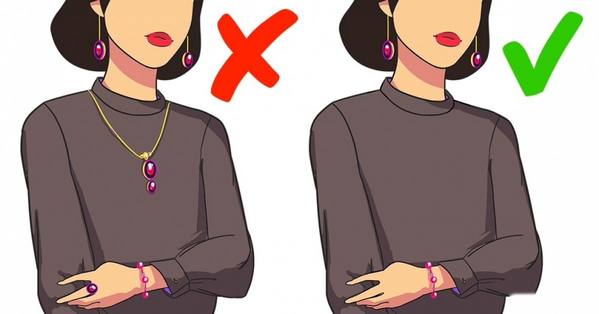 14 Dressing Rules That Everyone Should Learn