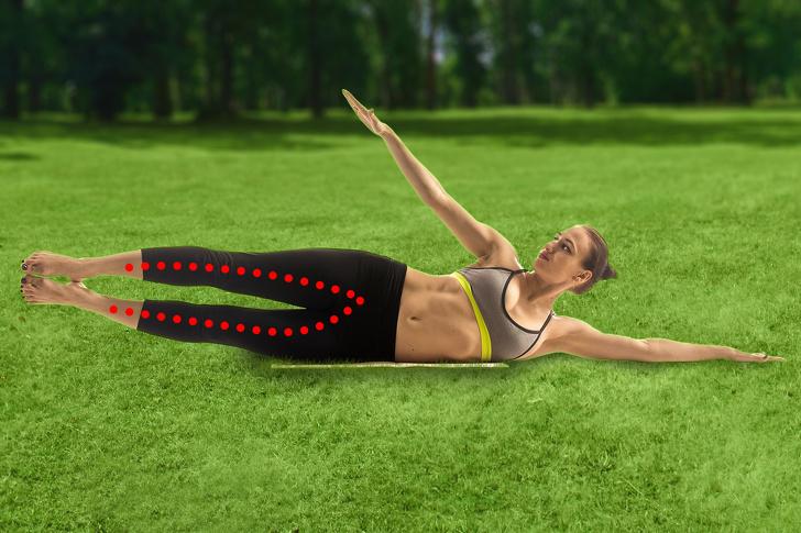 inner thighs fat loss