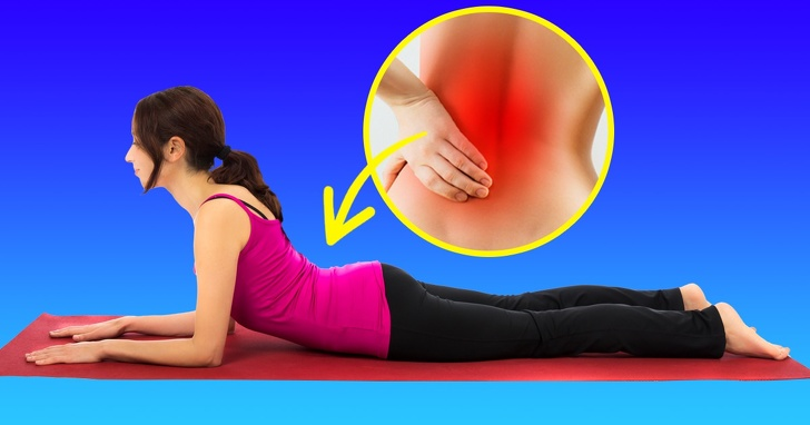 relieve back pain fast
