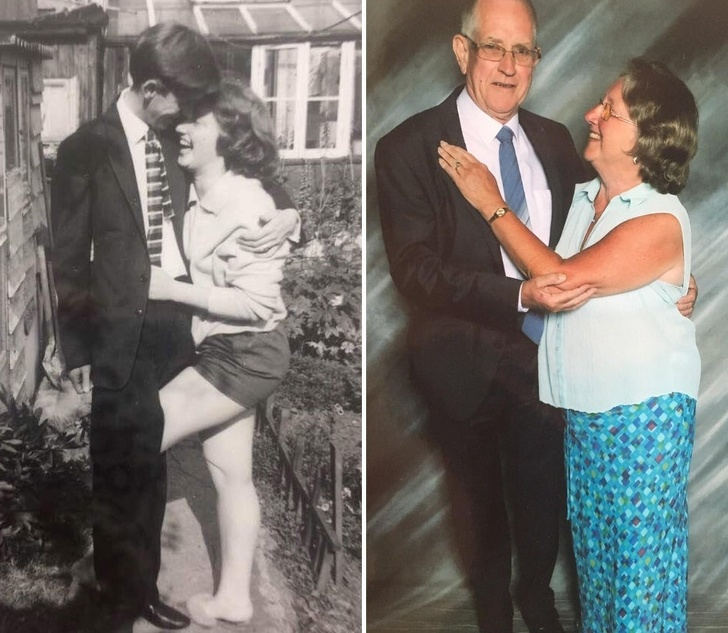 22 Couples Who Prove Time Can Steal Anything but True Love