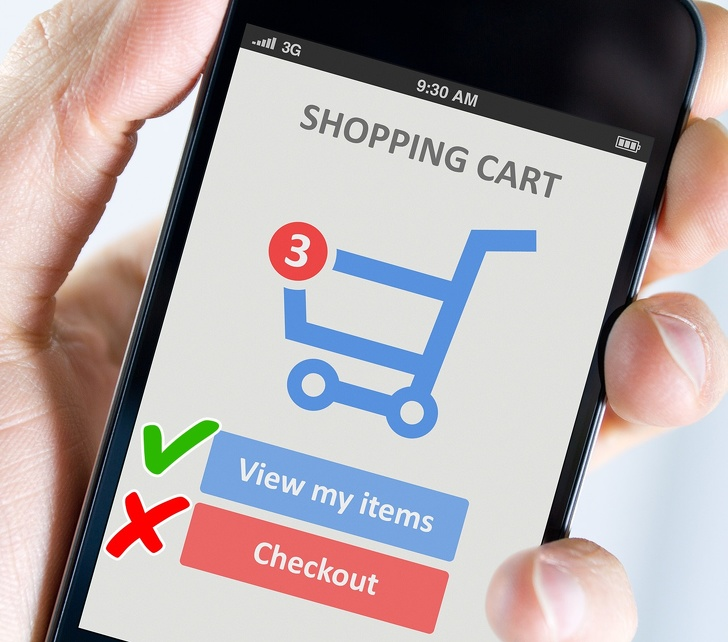 What To Avoid Being Tricked Online Shopping