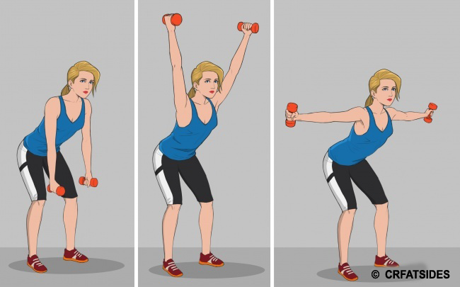 9 Effective Daily Exercises For After 40 Woman to Lose Weight