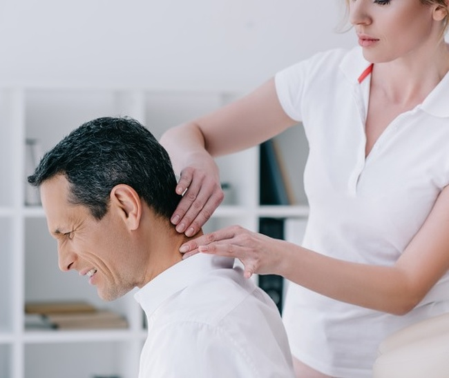 remedies for neck pain relief