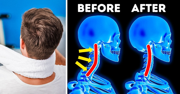 remedies for neck pain while sleeping