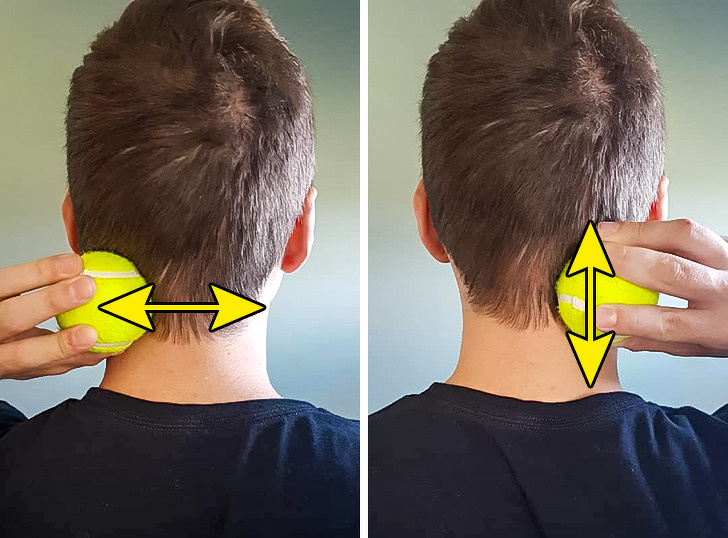 ways to get rid of neck pain