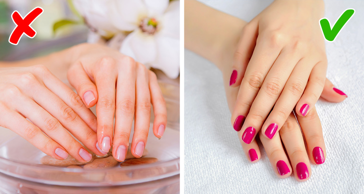 painting nails tips and tricks
