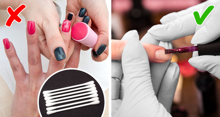 manicure tips for short nails