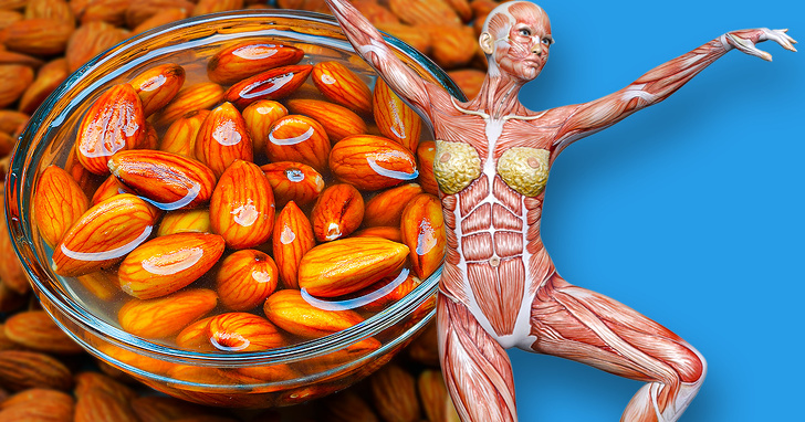 eating almonds benefits when pregnant