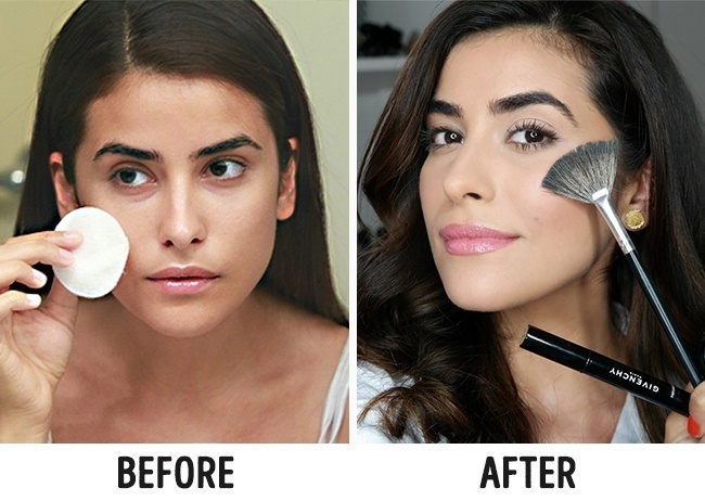 how to make skin glow and fair naturally at home