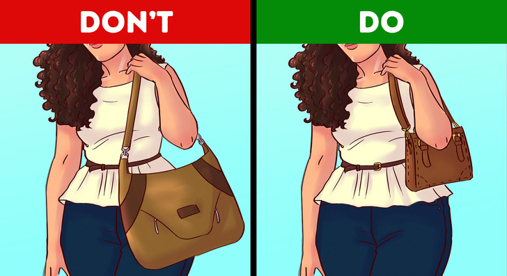 Which Types of Bag Will Perfect For Your Body Shape