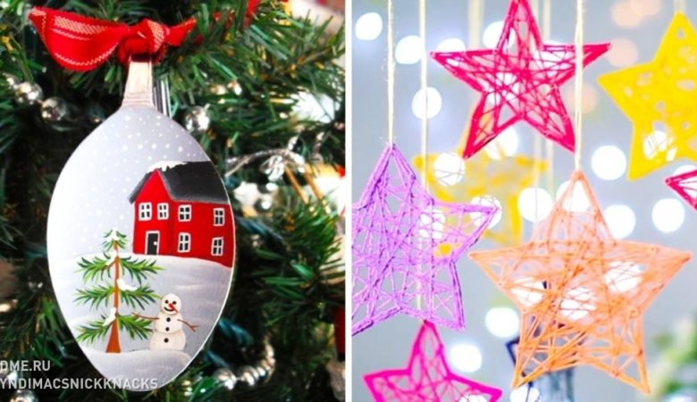 20 Christmas Decorations You Can Do In 30 Minutes
