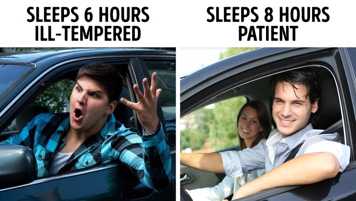 What Happens to Your Body If You Sleep 8 Hours