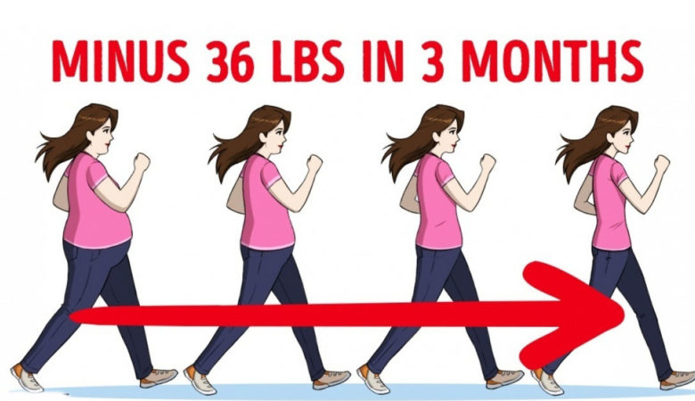 How Much You Should Walk Everyday To Lose Weight