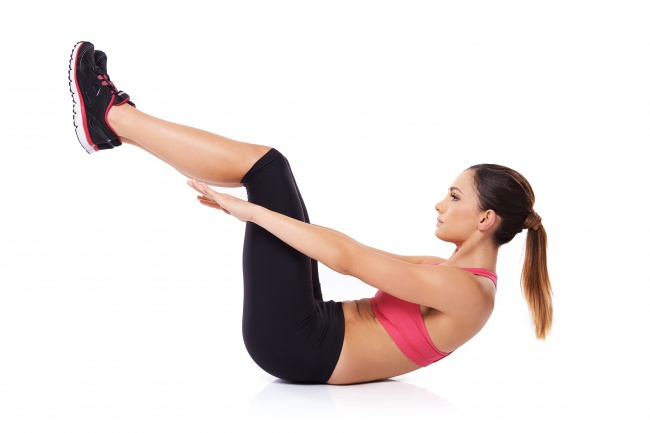 home exercises to burn leg fat