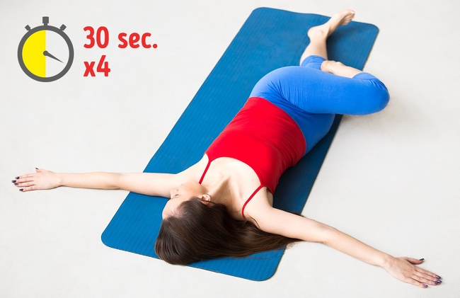 Start Doing This 8 Exercise to Get Rid of Back Pain Forever