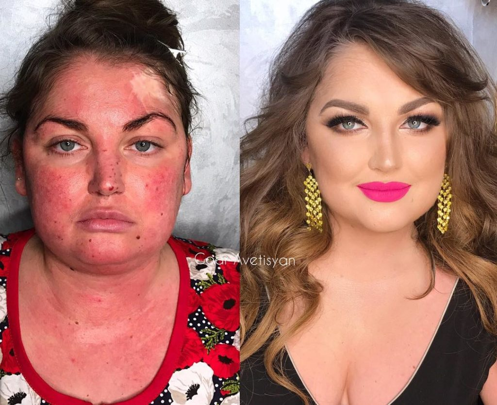 16 Before and Afters Pictures That Show The Power of Makeup
