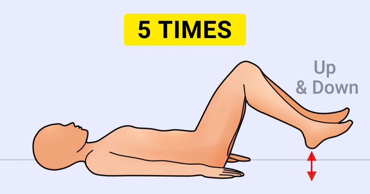 7 Exercises To Get Rid Of Sciatic Nerve Pain Naturally
