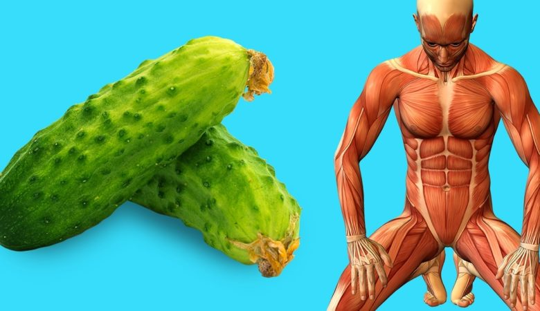 This Will Happen To Your Body If You Start Eating One Cucumber a Day
