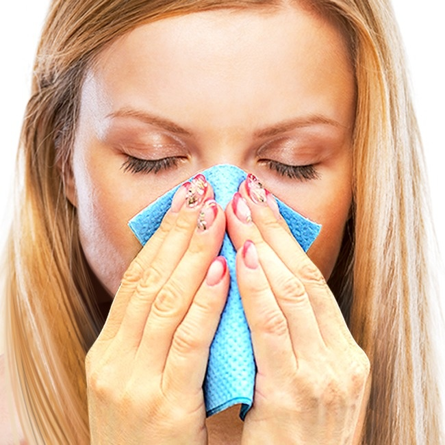 How to Get Rid of Your Stuffy Nose in Just 15 Minutes