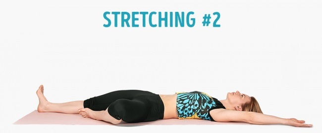 6 Exercises You Can Do  While Lying On Bed