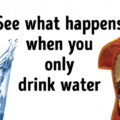 This Will Happen If You Replace All Drinks with Water