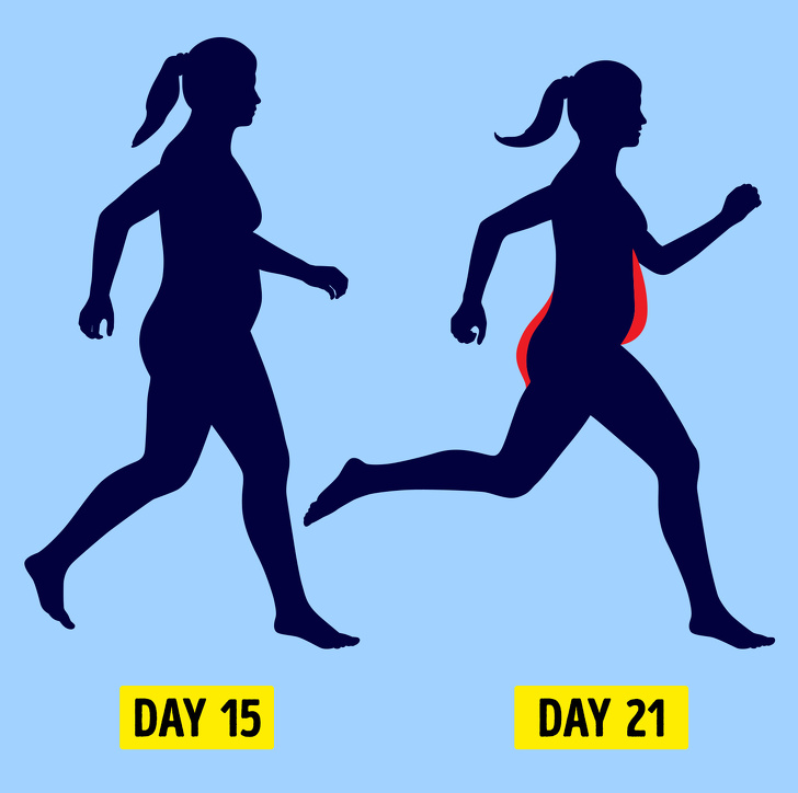 A 21-Day Walking Plan That Can Help Burn Body Fat Properly