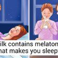 9 Drinks to Help You Sleep Well At Night