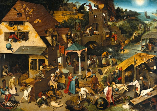 7 Fascinating Secret Hidden in Famous Historic Painting