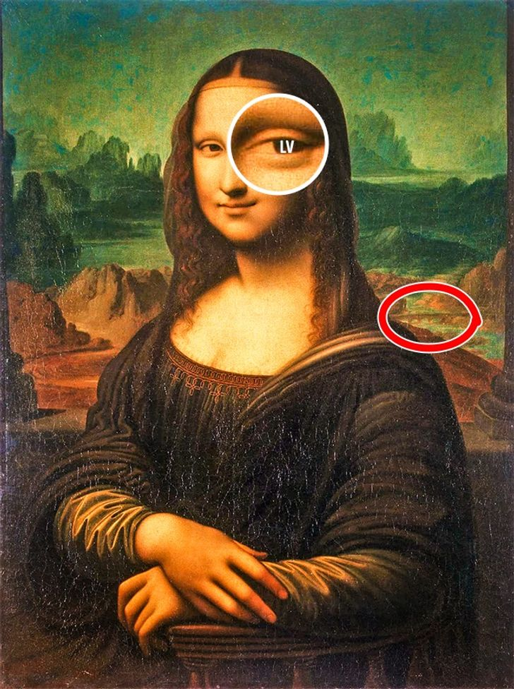 7 Details We Never Noticed in Famous Paintings
