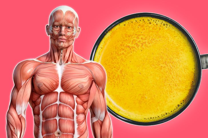 9 Things Happen to Your Body If You Drink Turmeric Milk Before Bedtime