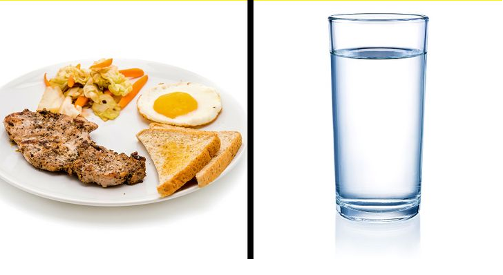 Should You Be Drinking Water During A Meal? Good or Bad?