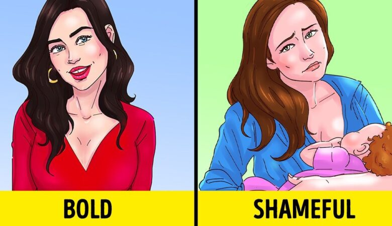8 Double Standards Women Face Every Day