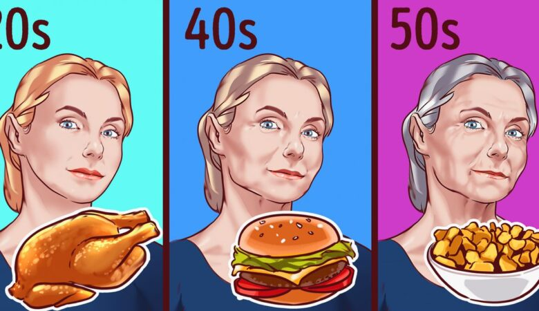 Which Diet Is the Right One for You, Depending on Your Age