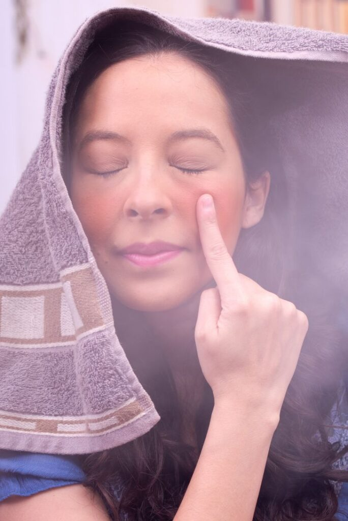 5 Things That Can Happen to Your Face When You Steam It Once a Week