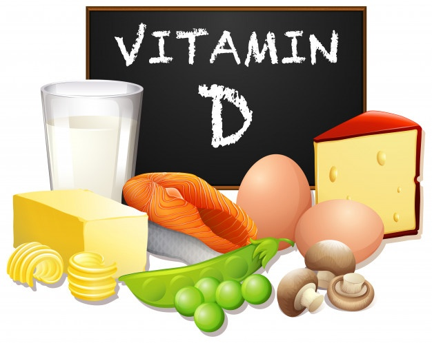 How Much Food You Should Eat to Get Your Daily Dose of Vitamins