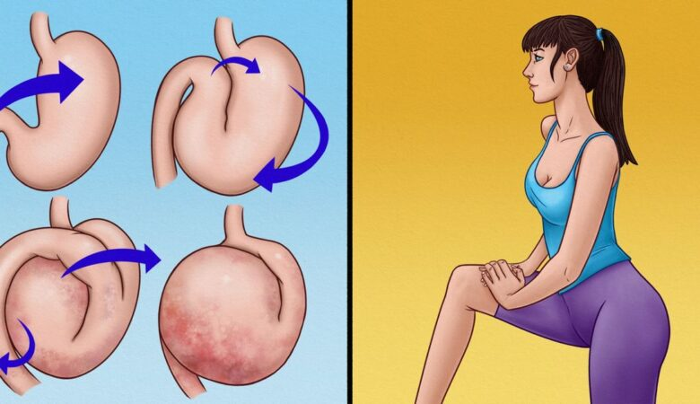 6 Proven Ways to Reduce or Eliminate Stomach Bloating