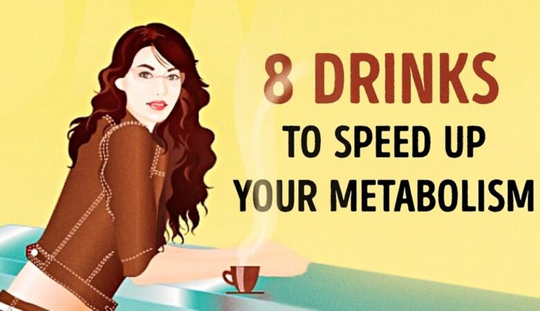 8 Metabolism-Boosting Drinks That Help In Losing Weight