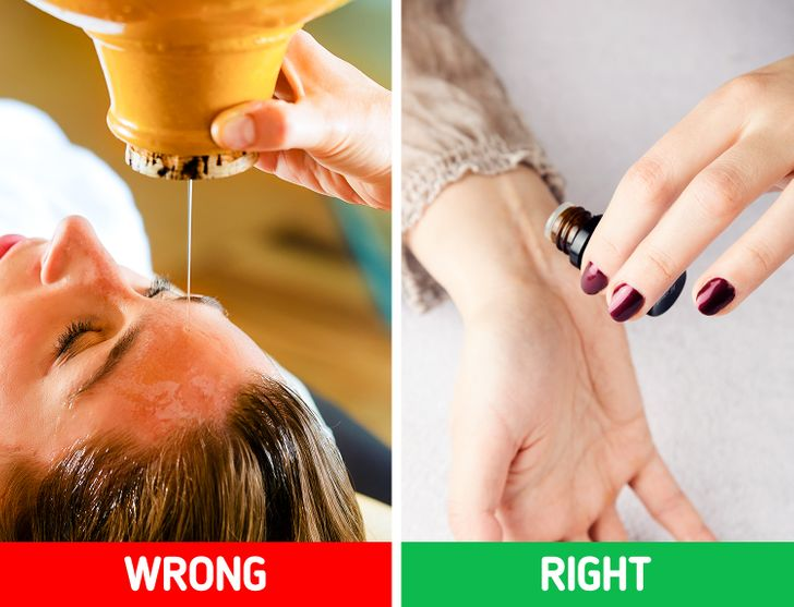 What May Happen If You Use Essential Oils Too Often