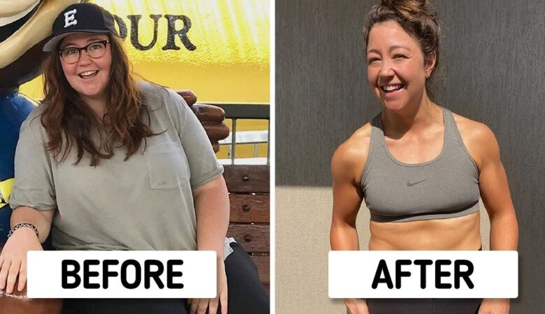 A Student Lost 99 Pounds Without a Coach, and She's Sharing How She Got It Done