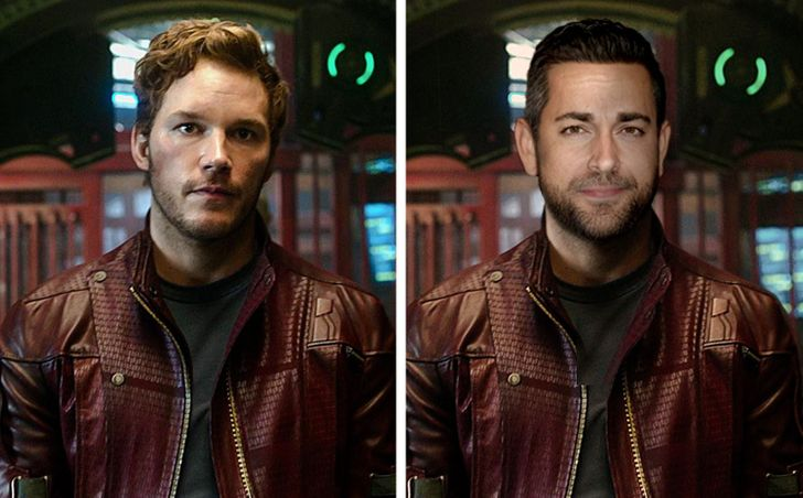 How 13 Marvel and DC Superheroes Would Look If They Switched Places