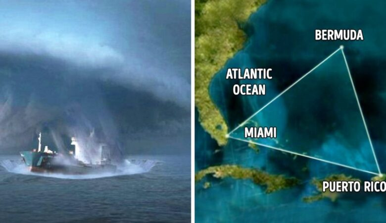 Scientists May Have Cracked the Mystery Behind the Bermuda Triangle