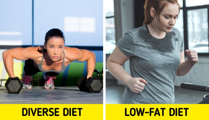 What Could Happen to Your Body if You Stop Eating Fat