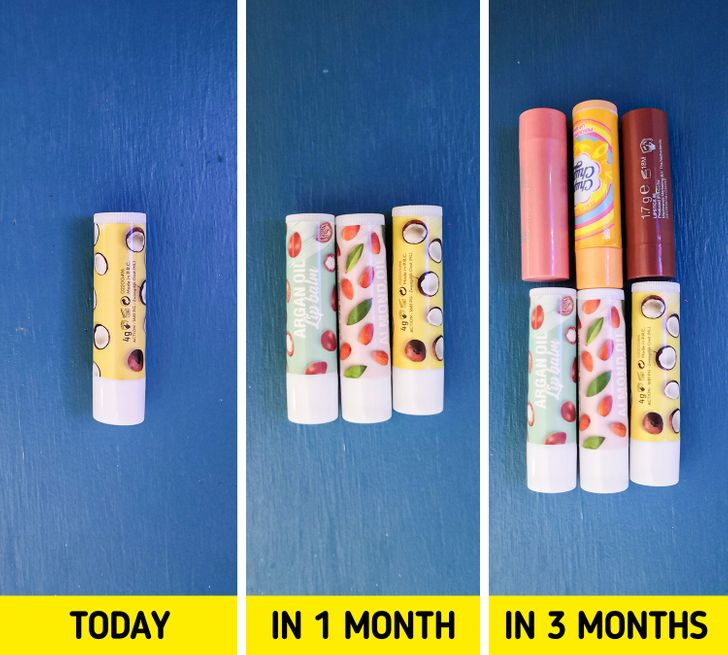 What Happens to Your Lips When You Use Lip Balm Too Often