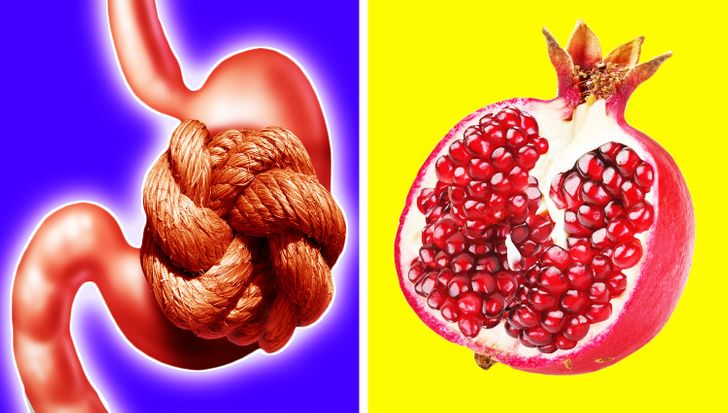 What Can Happen to Your Body If You Eat 1 Pomegranate Everyday